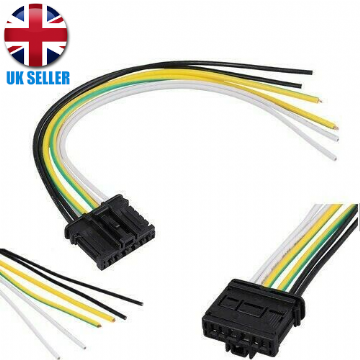 Citroen Xsara Picasso MK1 Models 2000 to 2010  Rear Tail Light Lamp Bulb Holder Wiring Harness